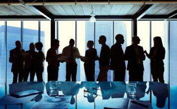 Nowoczesna sala na konferencje - charakterystyka